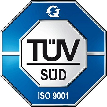 ITEM is DIN ISO 9001:2015 certified